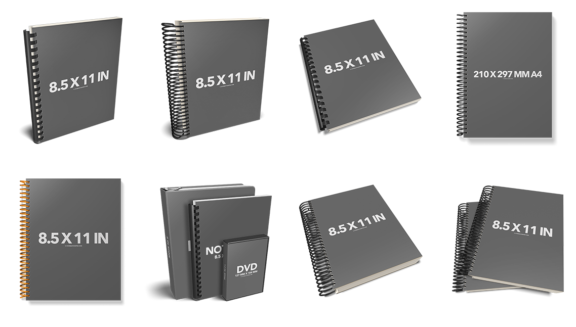 Binders & <br />